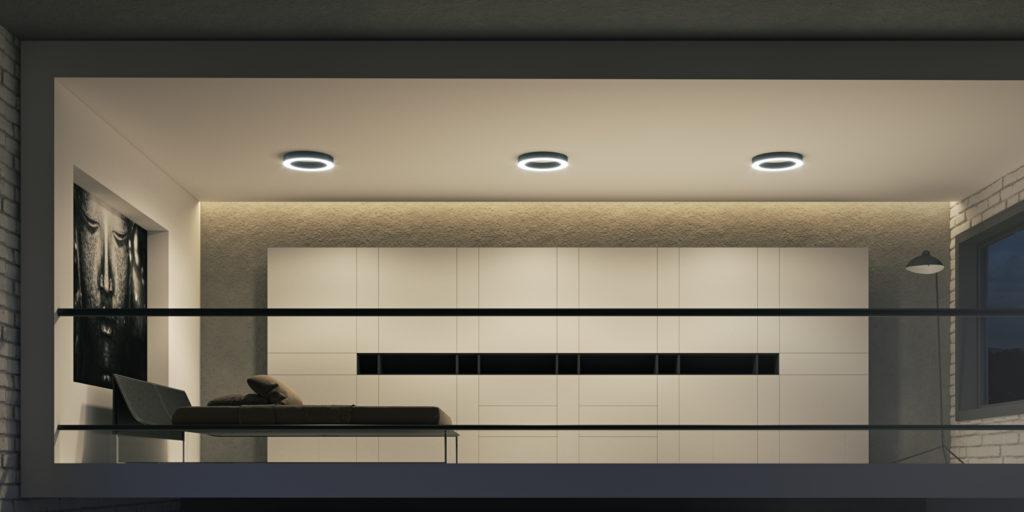 Концепция архитектурного освещения